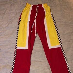 Fashion Nova Track Pants - Brand New $12